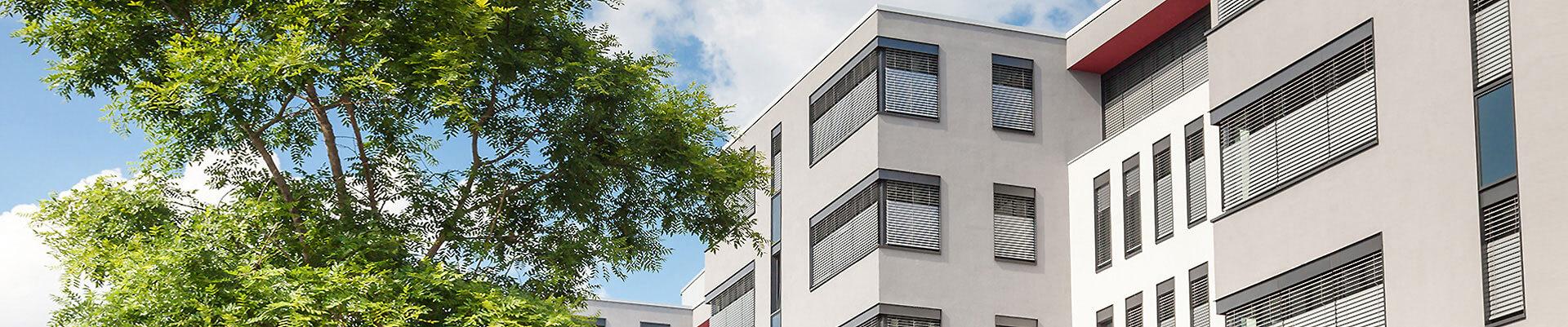 Verwaltung Immobilie