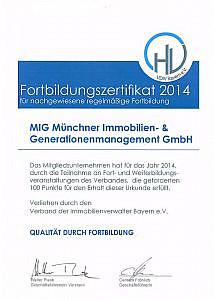 Fortbildung_VDIV_Forbildungszertifikat_2014
