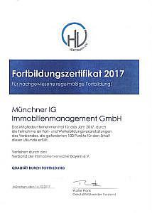 Fortbildung_VDIV_Forbildungszertifikat_2017